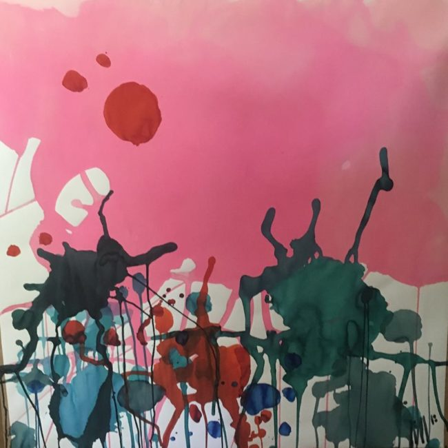 Annika Lill maalid